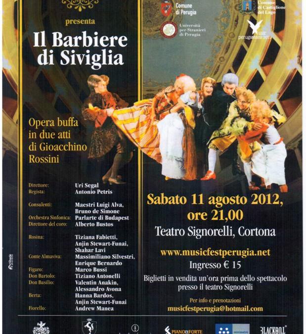 Il Music Fest Perugia fa tappa a Cortona