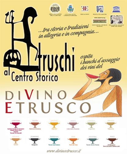 Cortona al DiVino Etrusco 2012