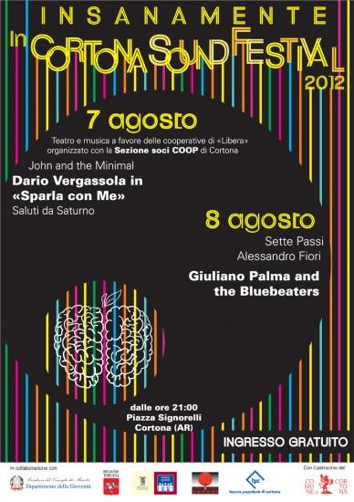 Insanamente Cortona Sound Festival 2012