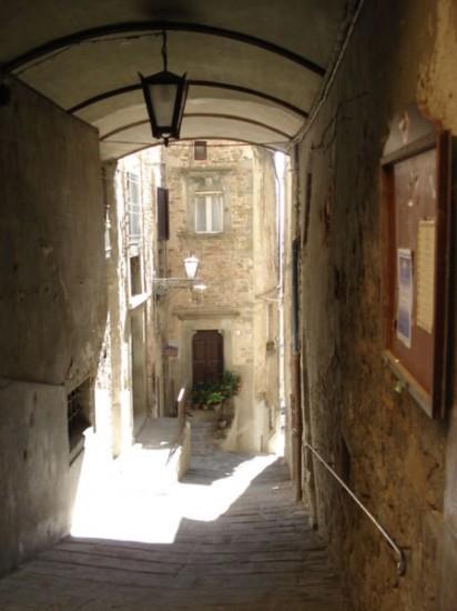 Itinerario turistico a Cortona