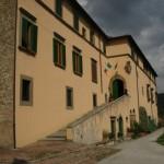 Esterno del Palazzone di Cortona