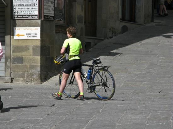 Escursioni in bici a Cortona