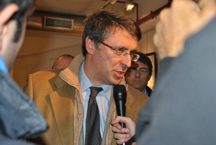 Incontro col magistrato Raffaele Cantone