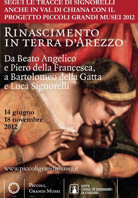 Rinascimento in terra d'Arezzo, fino al 18 Novembre