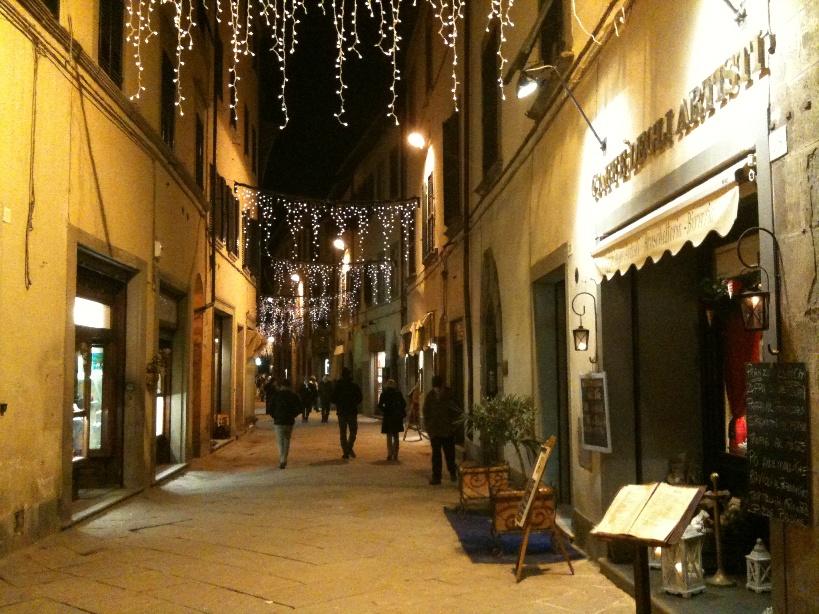 Mercato di Natale in Piazza Signorelli