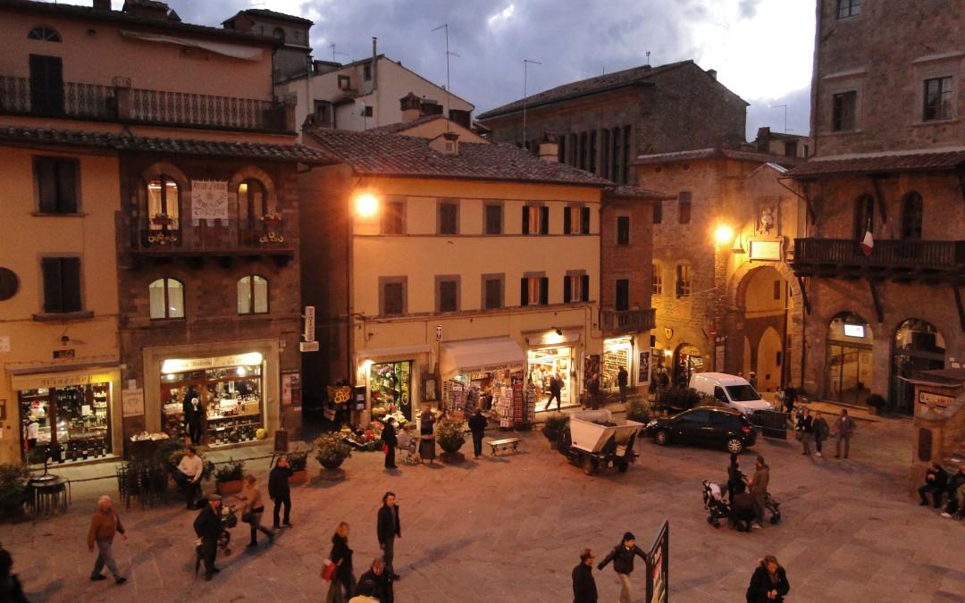 Lanterne magiche a Cortona