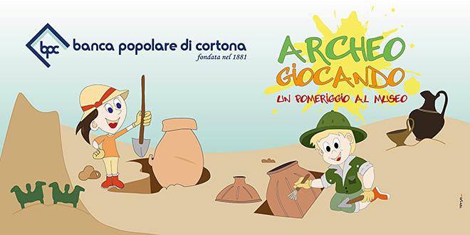 """Iniziativa """"Archeogiocando"""" al MAEC"""