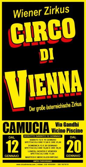 Circo di Vienna a Camucia