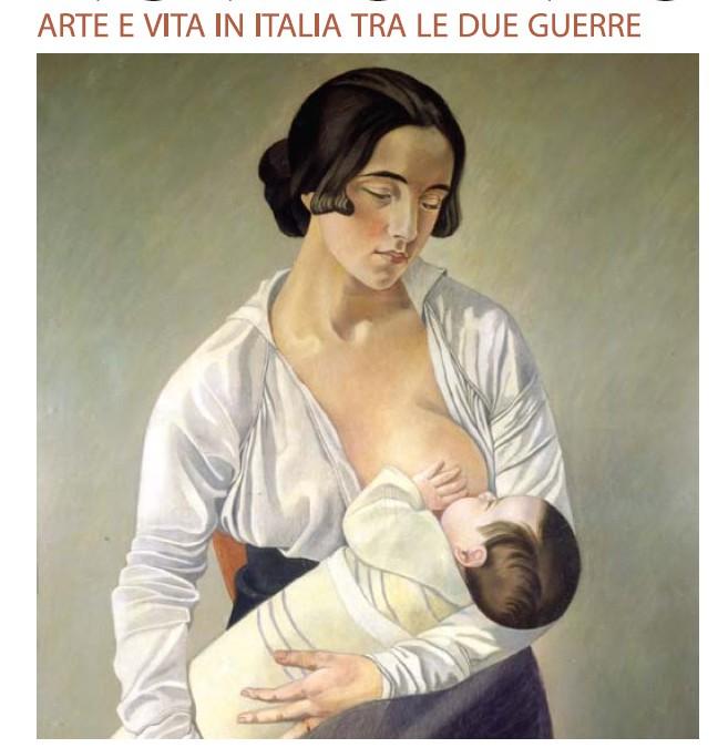 """La """"Maternità"""" di Gino Severini esposta a Forlì"""