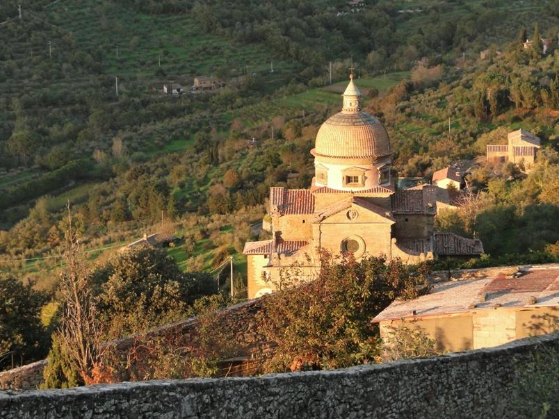 La Chiesa di Santa Maria Nuova a Cortona