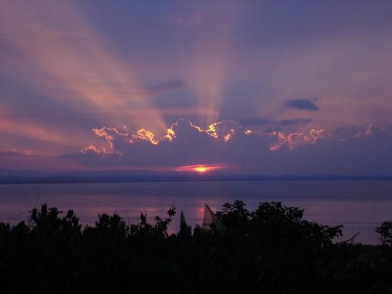 Panorama del Lago Trasimeno