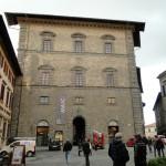 Esterno del Palazzo Casali