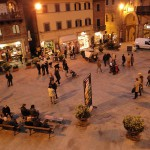 Piazza della Repubblica di Cortona