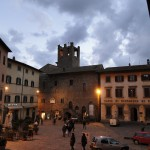Piazza Signorelli di Cortona
