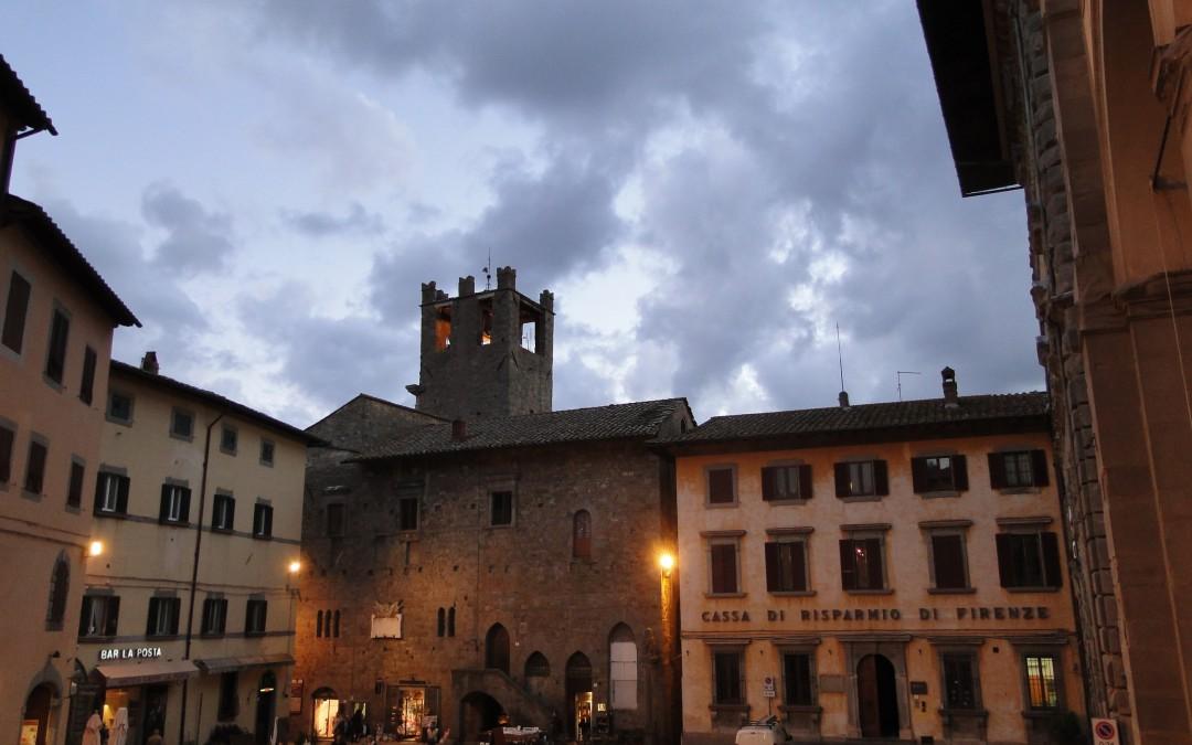 Wi-Fi gratis nel centro storico di Cortona