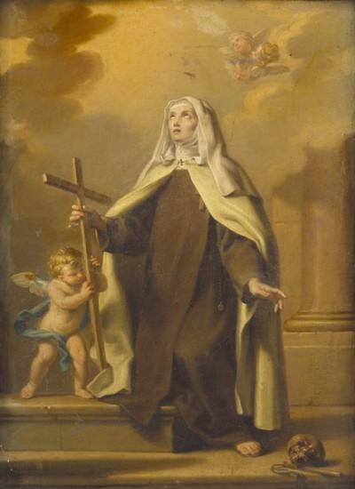 Dipinto di Santa Margherita