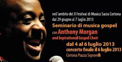Seminario gospel al Festival di Musica Sacra 2014