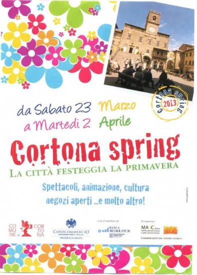 Cortona Spring edizione 2013