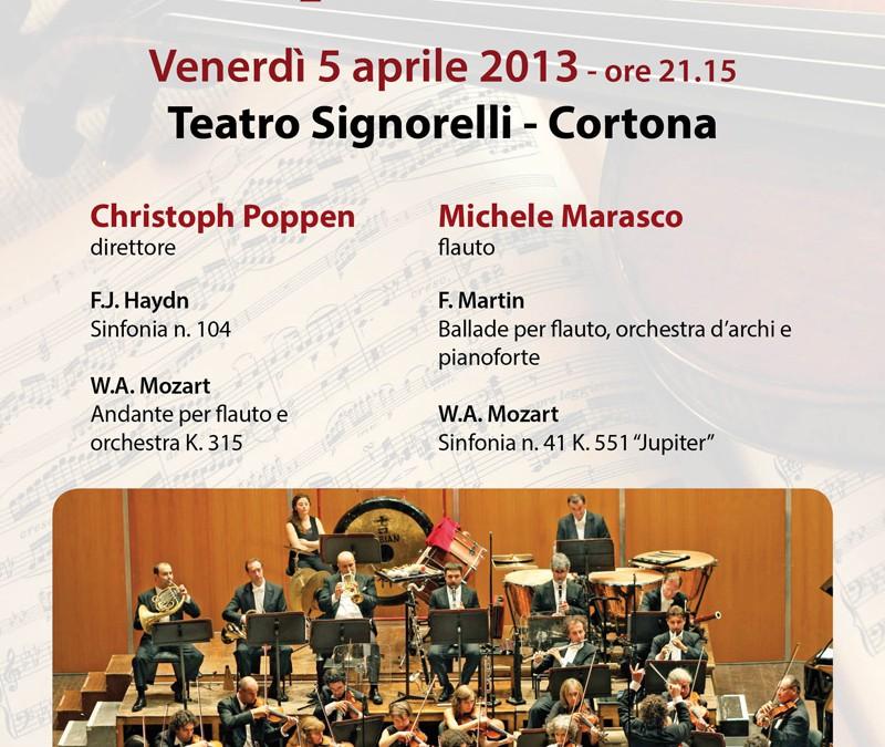 Concerto Orchestra della Toscana al Teatro Signorelli