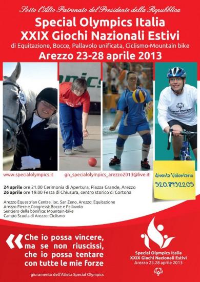 Giochi Nazionali Estivi Special Olympics