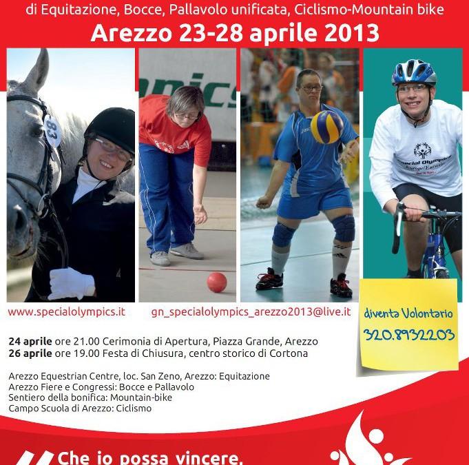 Festa di chiusura dei XXIX Giochi Nazionali Estivi Special Olympics