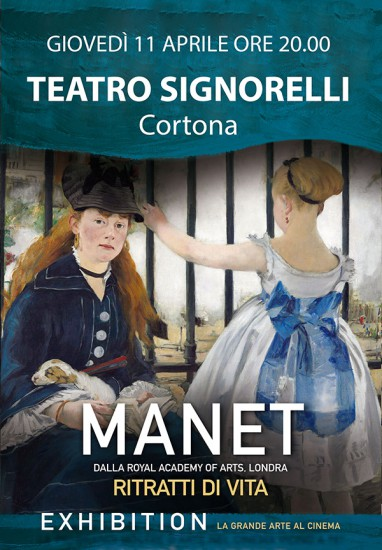 Manet - Ritratti di vita