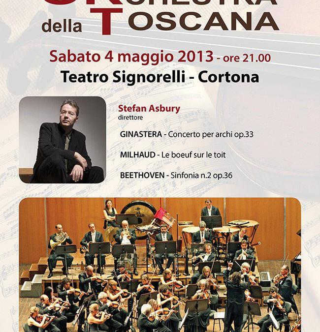 L'Orchestra della Toscana di nuovo al Teatro Signorelli