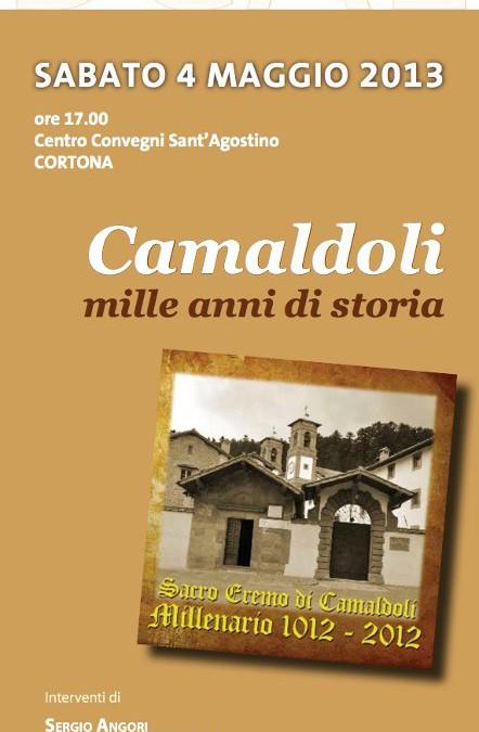 """Presentazione del DVD """"Camaldoli mille anni di storia"""""""