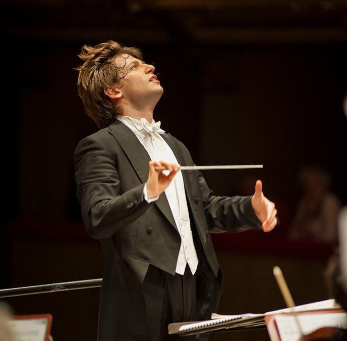 Concerto dell'Orchestra della Toscana diretta da Daniele Rustioni