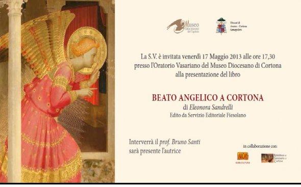 """Presentazione del libro """"Beato Angelico a Cortona"""" al Museo Diocesano"""