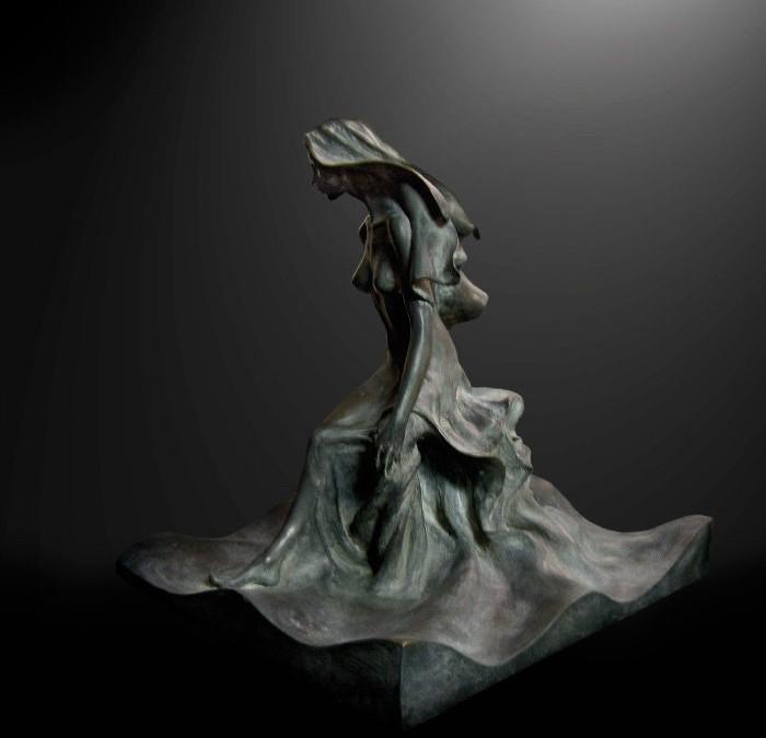 Mostra delle opere di Lucia Zei alla Galleria d'Arte Triphè
