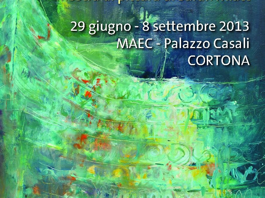 """Mostra """"Percorso frammentato"""" a Palazzo Casali"""