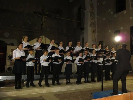 Cantanti del Conservatorio di Scozia