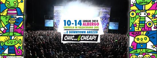 Arezzo Wave Love Festival 2013