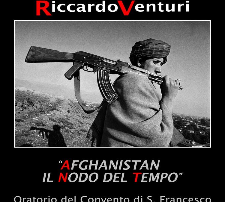 """Mostra """"Afghanistan, il nodo del tempo"""" di Riccardo Venturi"""