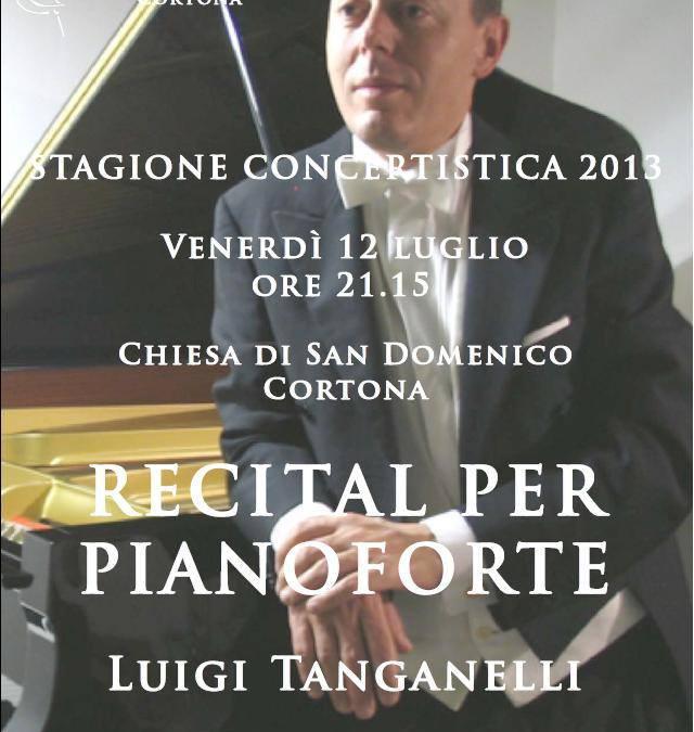 Recital per pianoforte alla Chiesa di San Domenico