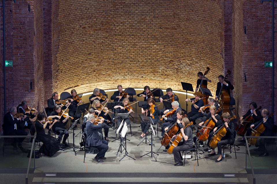 Concerto dell'orchestra da camera Die Zarge al Teatro Signorelli