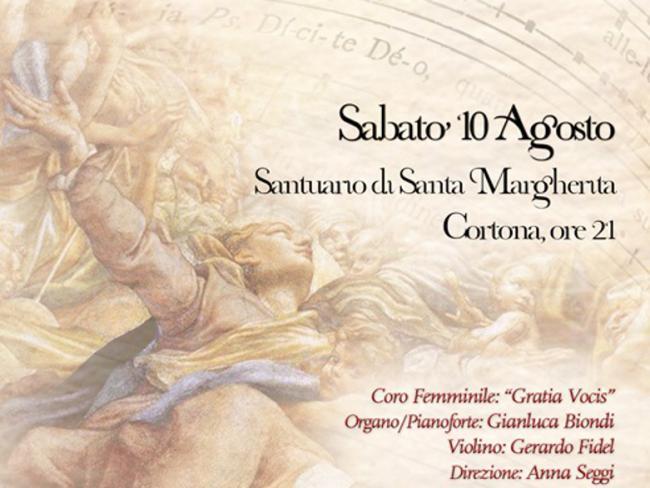 """Concerto """"Jubilate Deo"""" alla Basilica di Santa Margherita"""