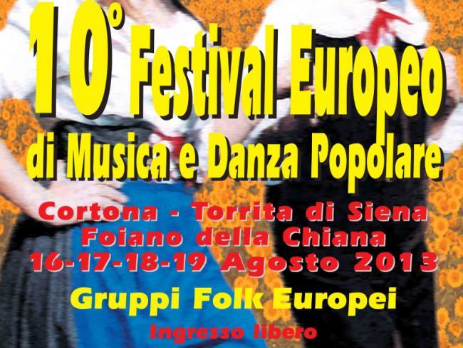 Festival Europeo di Musica e Danza Popolare