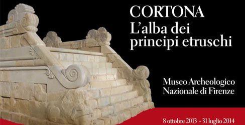 """La mostra """"L'alba dei principi etruschi"""" a Firenze"""