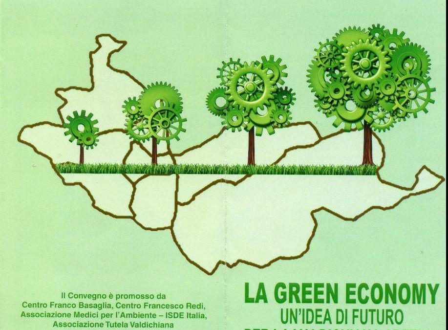 Convegno sulla green economy all'Auditorium Sant'Agostino