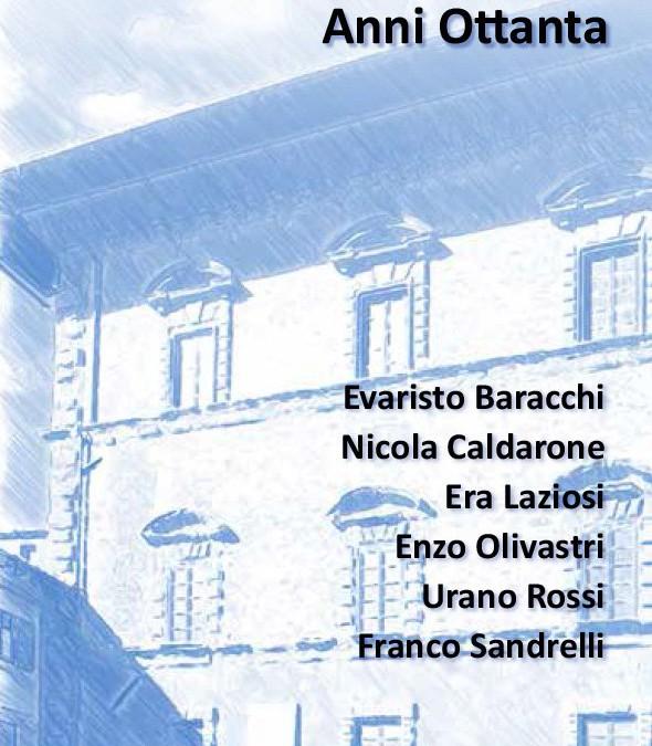 """Mostra """"Anni Ottanta"""" a Palazzo Casali di Cortona"""