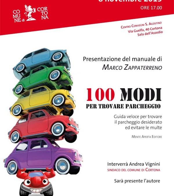 """Presentazione del libro """"100 modi per trovare parcheggio"""""""