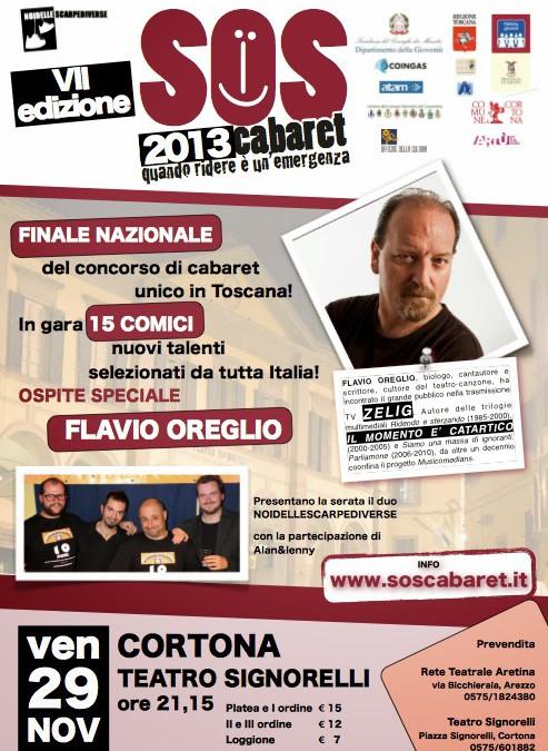 Finale nazionale SOS Cabaret 2014