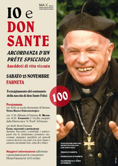 Giornata dedicata a don Sante Felici
