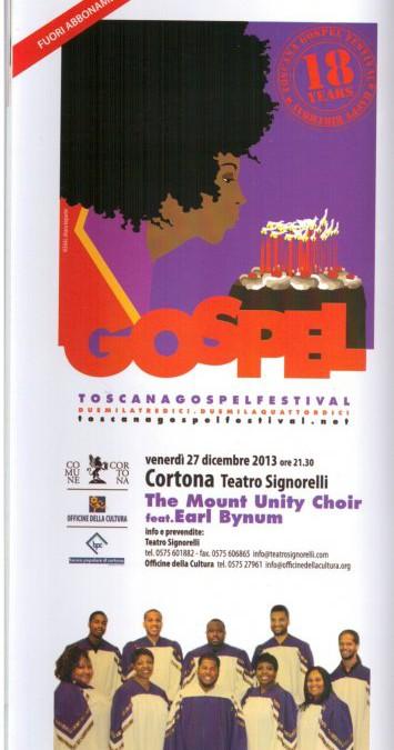 I concerti natalizi a Cortona