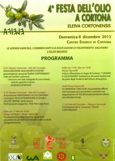 Festa dell'Olio a Cortona 2013