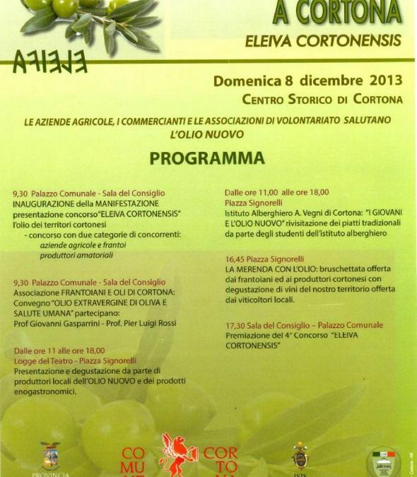 Festa dell'Olio a Cortona