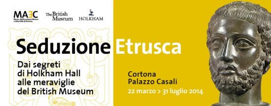 "Mostra ""Seduzione Etrusca"" al MAEC di Cortona"