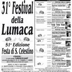Festival della Lumaca a Fossa del Lupo